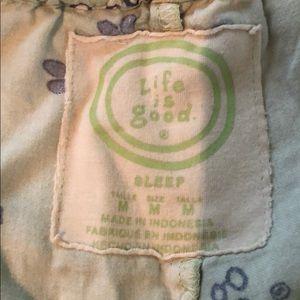 Life Is Good Intimates & Sleepwear - Life is Good pajama pants